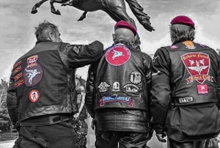 The Ride of Respect will visit Western Cemetery, Arbroath on Saturday.