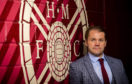 Robbie Neilson is unveiled as the new Hearts manager.