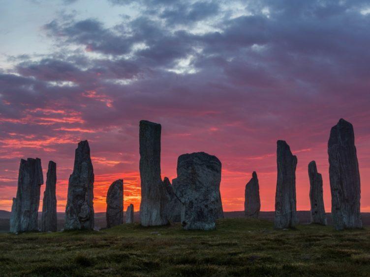 Standing Stones of Callanish