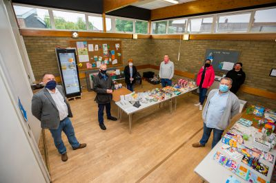 Part of the Tulloch Institute has been handed to the Tulloch Community Hub to continue providing for the community. Picture: Steve MacDougall.