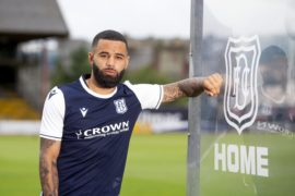 'My grandfather was captured by the Germans but escaped two or three times': Dundee newboy Alex Jakubiak doesn't have to look far for inspiration