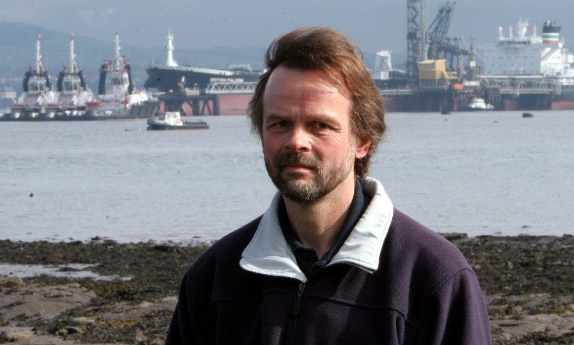 Christopher Stuchbury.
