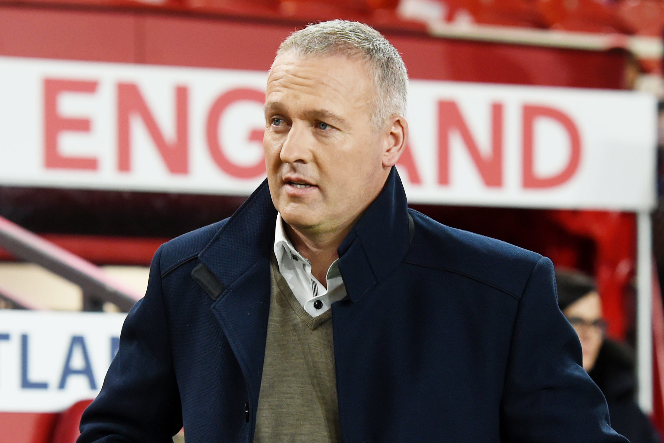 Ipswich manager Paul Lambert
