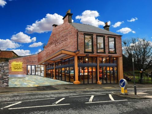 Approval of new community cinema project in Dunfermline has been warmly welcomed.