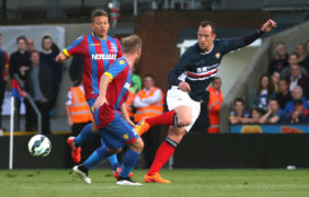 Ex-Scotland star Charlie Adam in discussions with Dundee boss James McPake over move