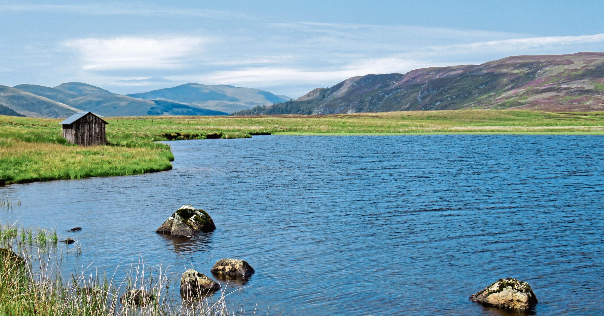 Loch Beanie.