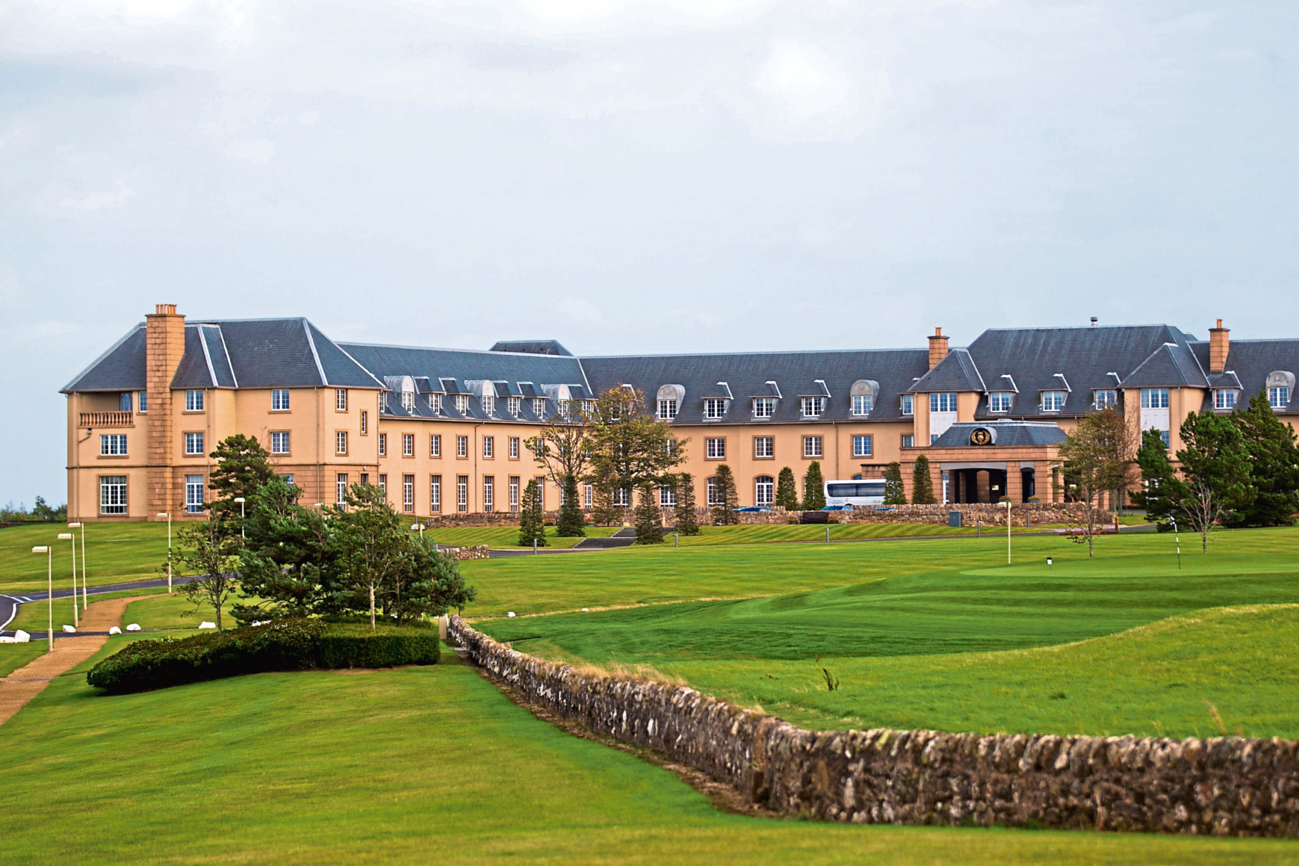 The Fairmont St Andrews resort will host a European Tour event in October.