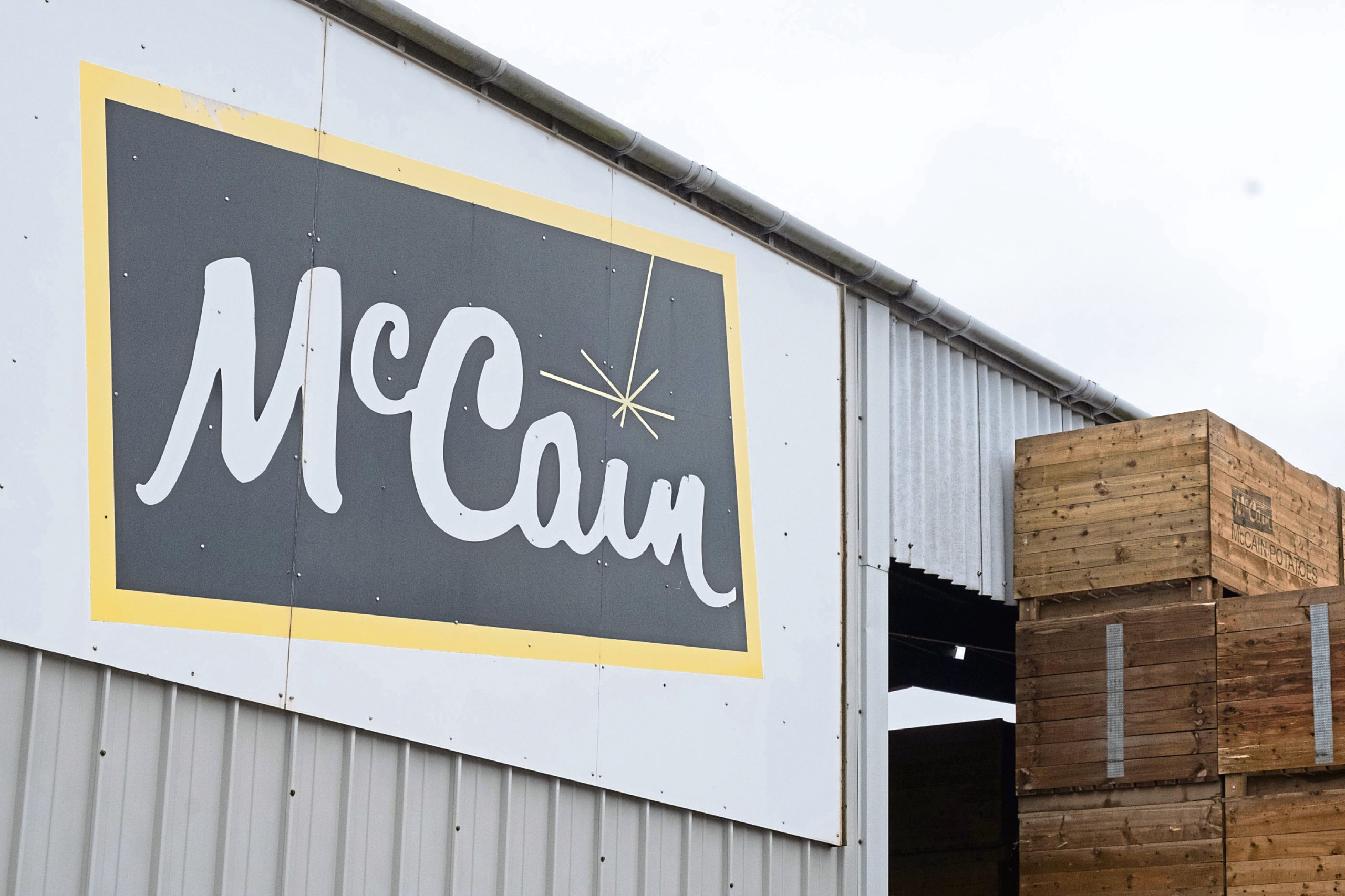 Chips manufacturer McCain says the investment will strengthen its partnership with farmers.