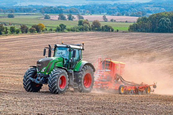 Scottish farmers will be disadvantaged,  the NFUS believes
