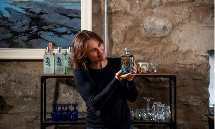 Annabel Thomas, Founder, Nc'nean Distillery.