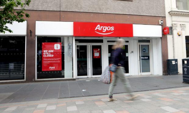 Argos on High Street in Perth