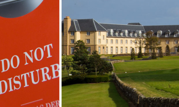 The Fairmont in St Andrews