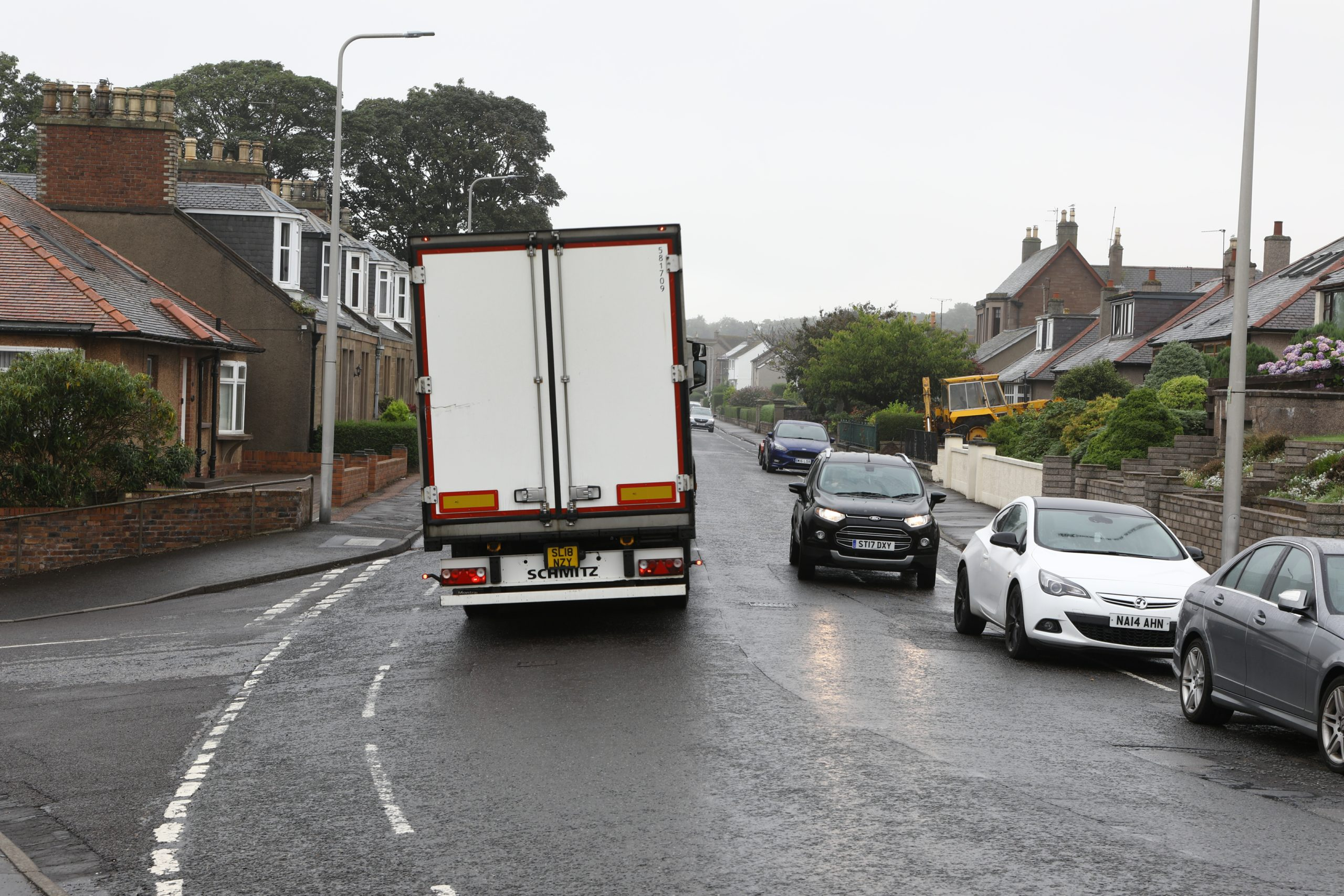 Trucks over 7.5 tonnes will be banned from Arbroath's Hayshead Road.