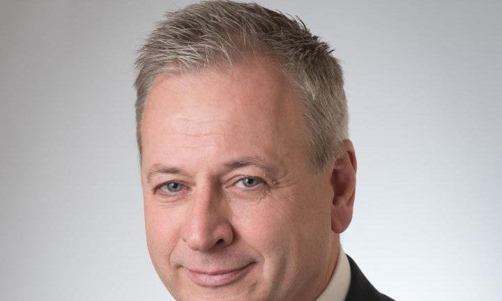 David Martin, chief executive of Dundee City Council.