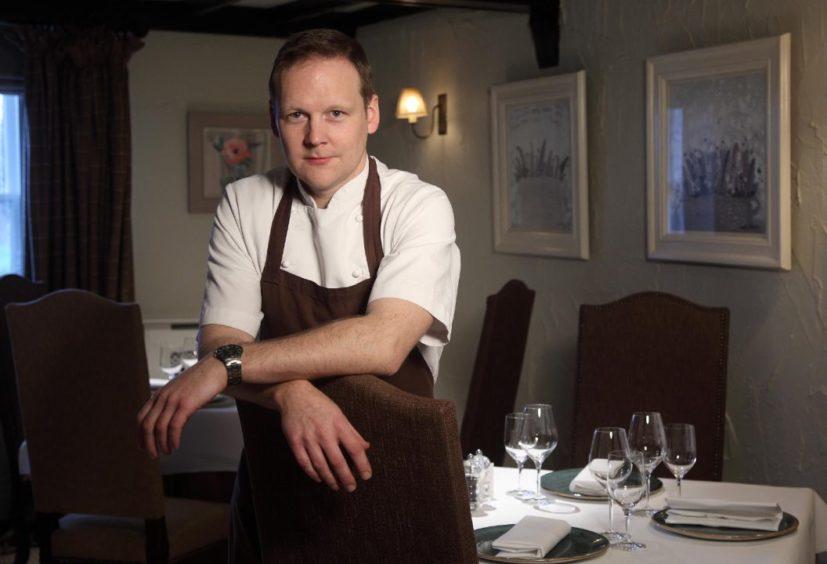 Geoffrey Smeddle, the Peat Inn.
