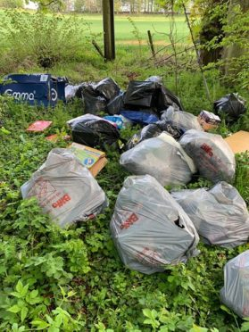 Incidents of flytipping have more than doubled from 2014-2019