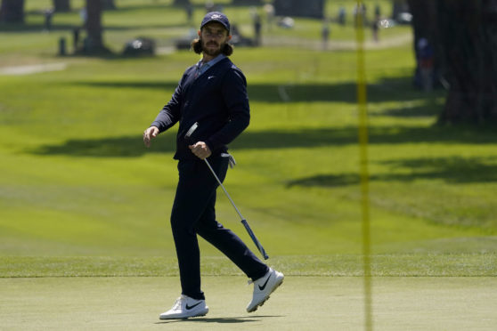 Tommy Fleetwood is back at the Scottish Open after a four year gap.