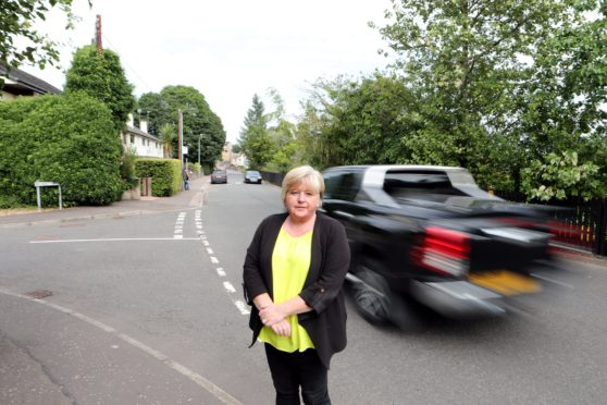 Jill Scott is disappointed areas of Brechin will miss out on the funding