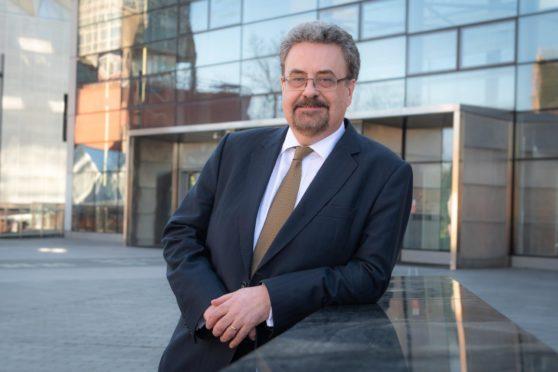 Professor Iain Gillespie.