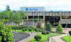 Aviva offices, Pitheavlis, Perth,