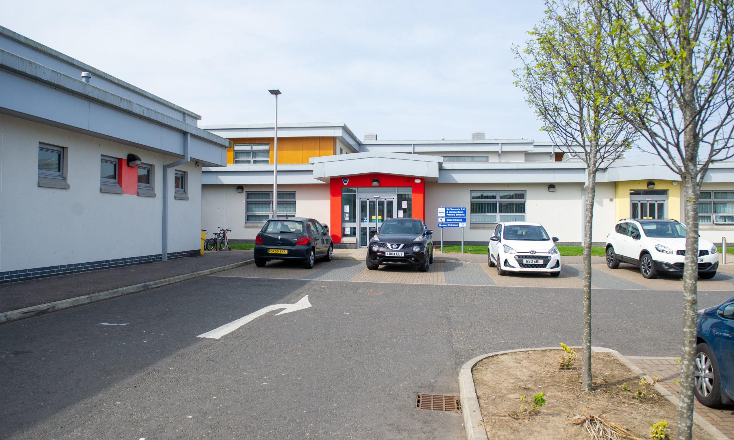 St Clement's RC Primary School.