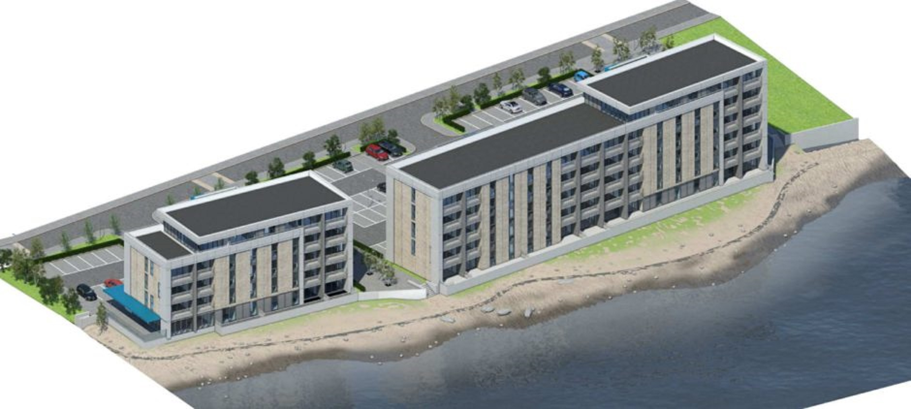 The development would have provided 55 new homes.