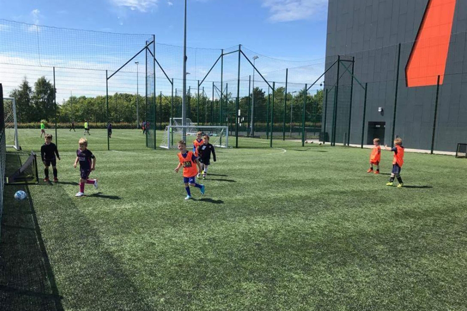 Synthetic pitches at the Michael Woods Centre are to be reopened.