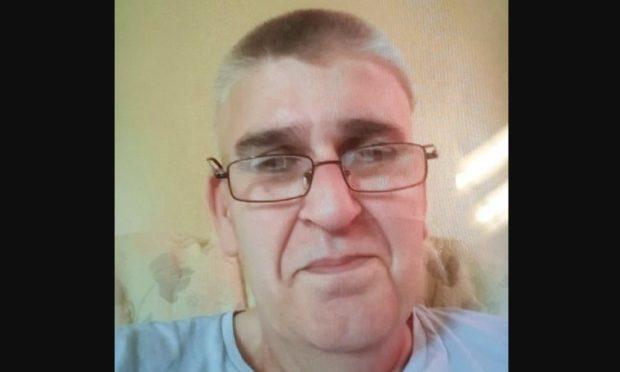 Missing person Graham Sturrock.