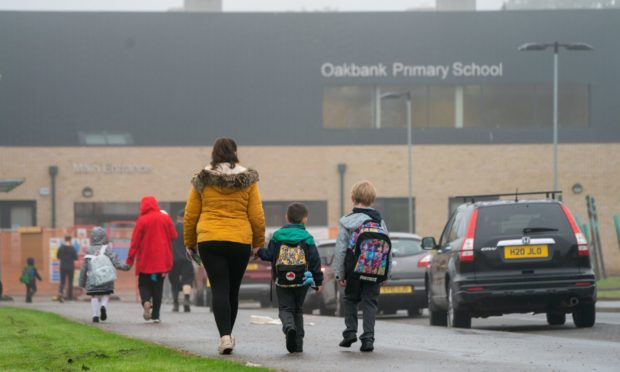 Warning hysteria around Perthshire school Covid cases could be more harmful to children