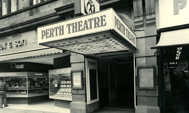 Perth Theatre marks its 120th anniversary on September 6 2020.