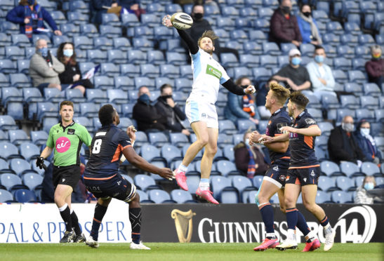 Murrayfield had a successful pilot with limited fans last month, and still hopes to have more despite increased restrictions.