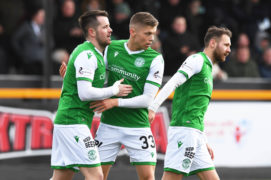 EXCLUSIVE: Dunfermline hoping to seal a loan move for Hibs midfielder Fraser Murray