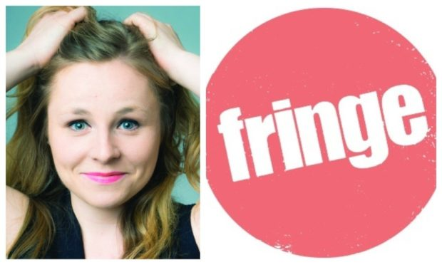 Sasha Ellen will perform at the Free Edinburgh Fringe.
