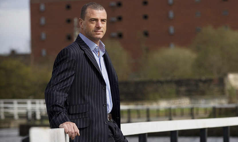Steve Dunlop, Scottish Enterprise chief executive