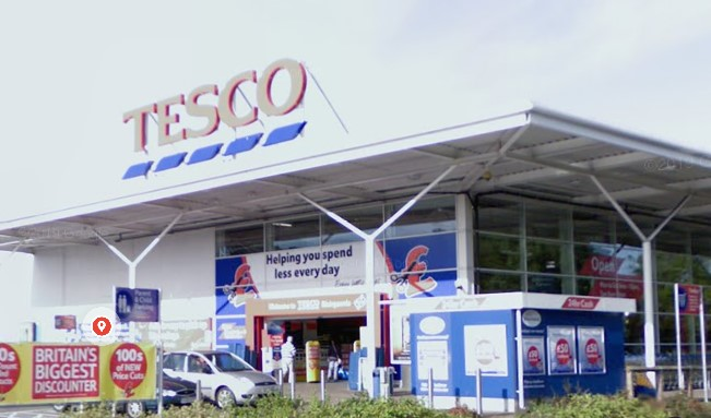 Tesco in Blairgowrie (stock image).