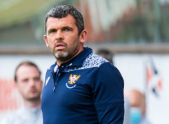 St Johnstone boss 'pleased with a lot of things' after 3-0 defeat to Rangers