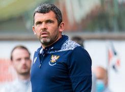 St Johnstone boss Callum Davidson would take a 'scrappy 1-0' at Livingston