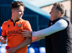 EXCLUSIVE: Crystal Palace, Southampton and Birmingham have Dundee United's Logan Chalmers on their radar