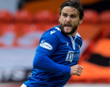 St Johnstone new boy Craig Conway on returning to action, good Ibrox memories ahead of Rangers clash and almost joining Light Blues during Ally McCoist's reign
