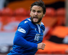 Craig Conway getting close to a first start for St Johnstone