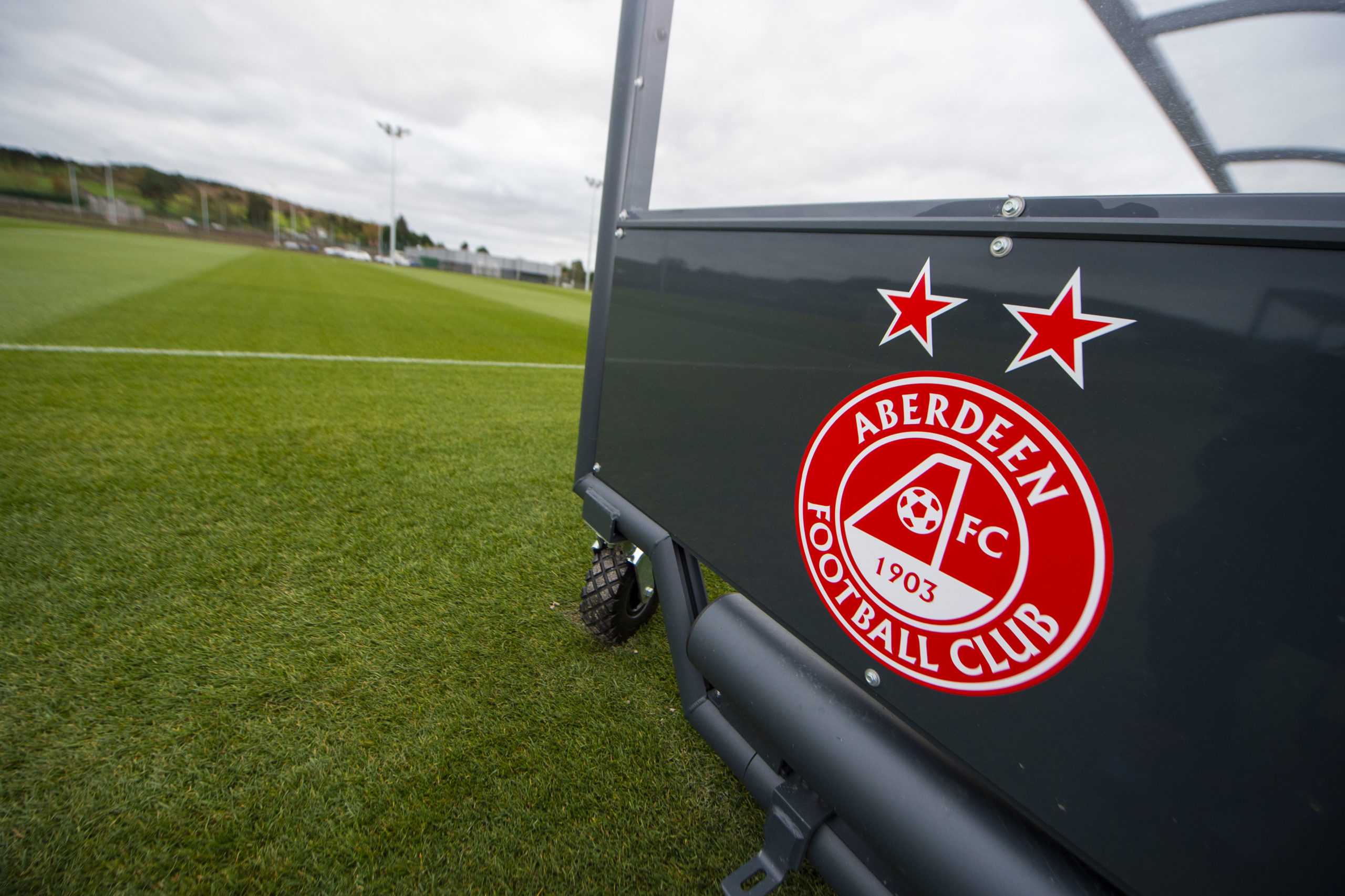 Two Aberdeen players have tested positive for Covid-19