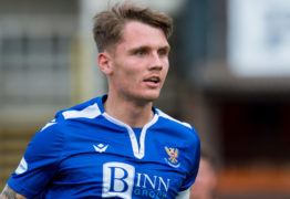St Johnstone end winless run by beating Kelty Hearts 2-1