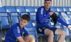 Kieran Tierney and Andy Robertson.