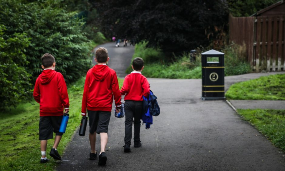perthshire primary school coronavirus outbreak