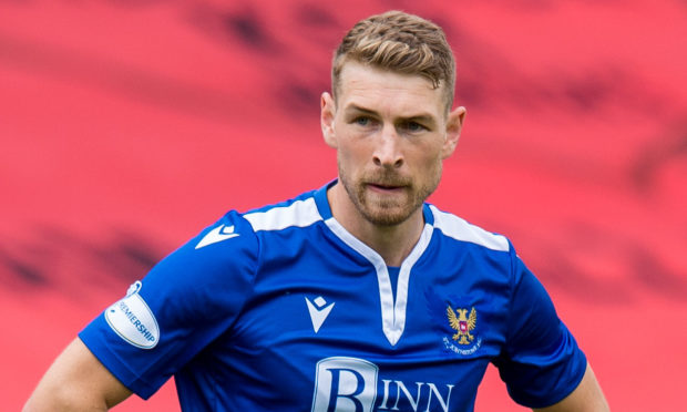 David Wotherspoon is now in line for a St Johnstone testimonial.