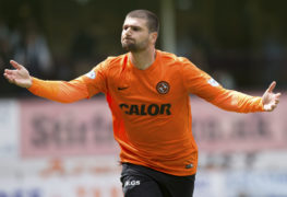 Striker top of Dundee transfer wishlist as James McPake admits ex-Dundee United star Nadir Ciftci is a possibility