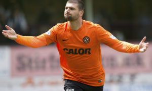 Nadir Ciftci was a hero to Dundee United fans - now Dundee are taking a look.