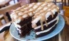 A Heaven Scent cake