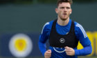 Scotland captain Andy Robertson is an English Premier League and Champions League winner with Liverpool.