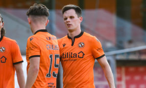 JIM SPENCE: Strikers like Dundee United's Lawrence Shankland find the net when others can't find a pass…the goal-scorer reigns supreme in football
